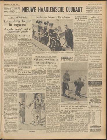 Nieuwe Haarlemsche Courant 1960-04-28
