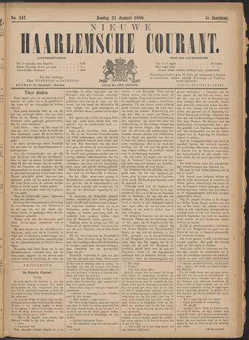 Nieuwe Haarlemsche Courant 1880-01-25