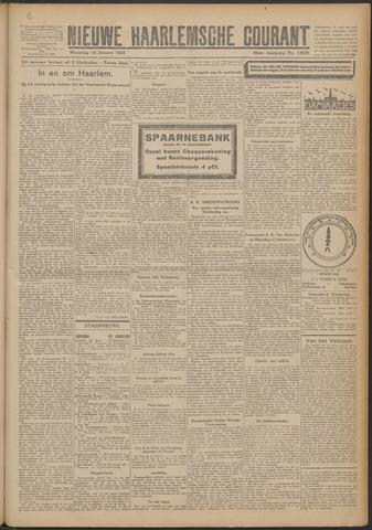 Nieuwe Haarlemsche Courant 1924-01-14