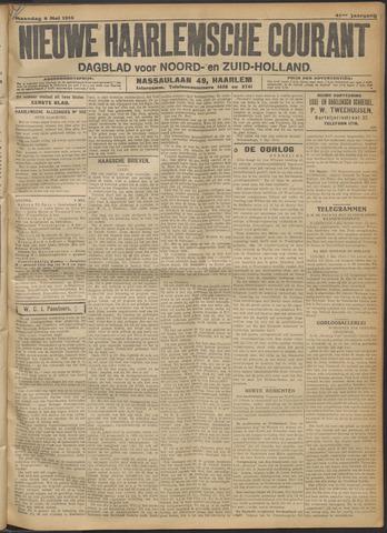 Nieuwe Haarlemsche Courant 1916-05-08