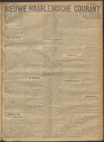 Nieuwe Haarlemsche Courant 1917-03-07