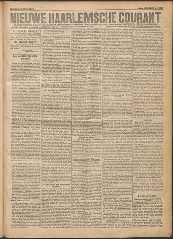 Nieuwe Haarlemsche Courant 1920-04-20