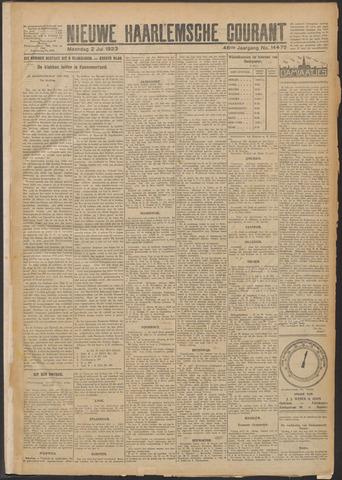 Nieuwe Haarlemsche Courant 1923-07-02