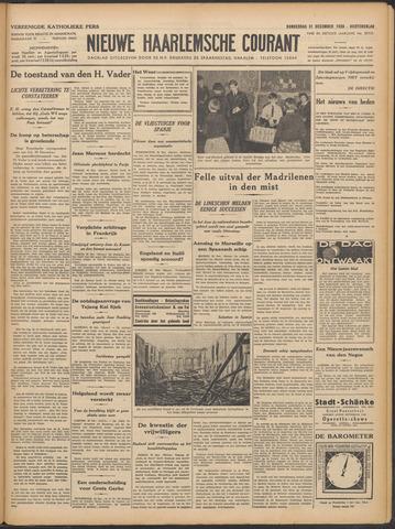 Nieuwe Haarlemsche Courant 1936-12-31