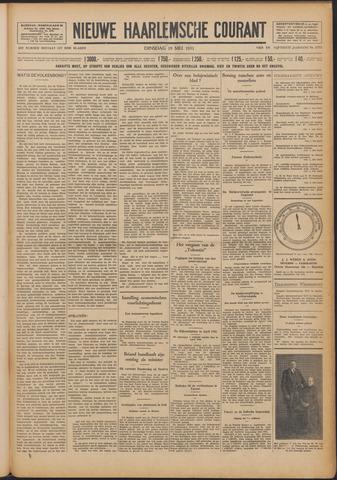 Nieuwe Haarlemsche Courant 1931-05-19