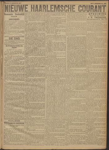 Nieuwe Haarlemsche Courant 1917-08-17