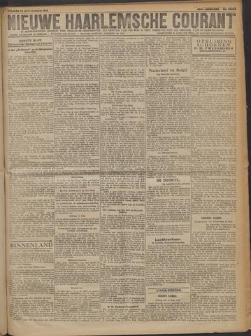 Nieuwe Haarlemsche Courant 1919-09-19