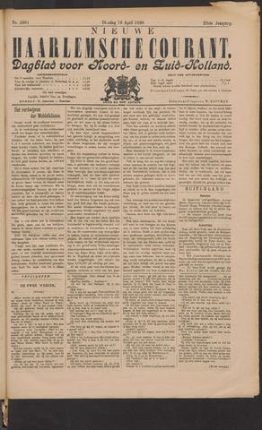 Nieuwe Haarlemsche Courant 1898-04-19