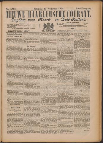 Nieuwe Haarlemsche Courant 1904-08-13