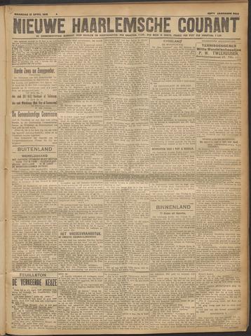 Nieuwe Haarlemsche Courant 1918-04-15
