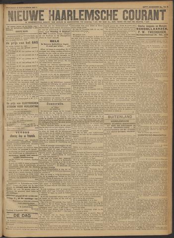 Nieuwe Haarlemsche Courant 1917-09-09