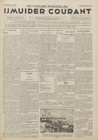 IJmuider Courant 1938-04-23