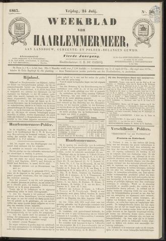Weekblad van Haarlemmermeer 1863-07-24