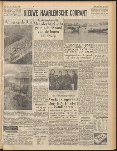 Nieuwe Haarlemsche Courant 1956-02-20