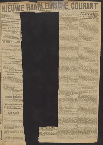 Nieuwe Haarlemsche Courant 1917-09-15