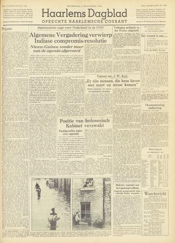 Haarlem's Dagblad 1954-12-11