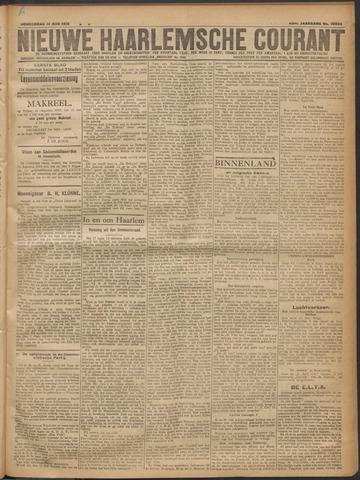 Nieuwe Haarlemsche Courant 1919-08-14