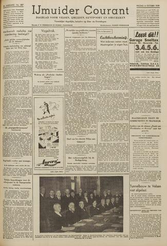 IJmuider Courant 1939-10-06