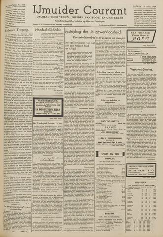 IJmuider Courant 1939-04-15