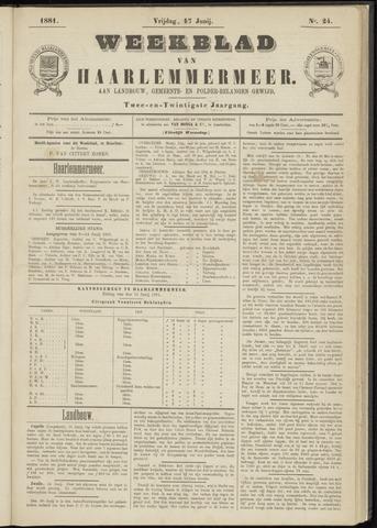 Weekblad van Haarlemmermeer 1881-06-17