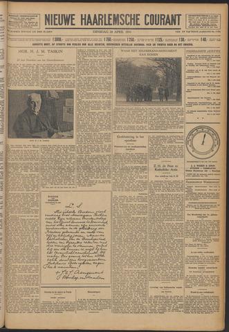Nieuwe Haarlemsche Courant 1931-04-28