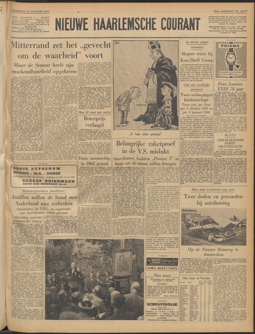Nieuwe Haarlemsche Courant 1959-11-26