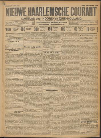 Nieuwe Haarlemsche Courant 1914-04-07