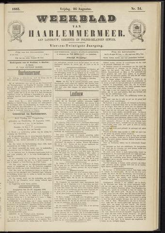 Weekblad van Haarlemmermeer 1883-08-24