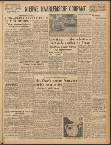 Nieuwe Haarlemsche Courant 1948-09-25