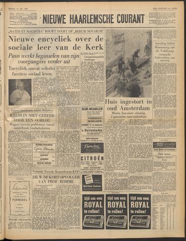 Nieuwe Haarlemsche Courant 1961-07-14