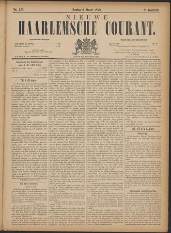 Nieuwe Haarlemsche Courant 1879-03-09