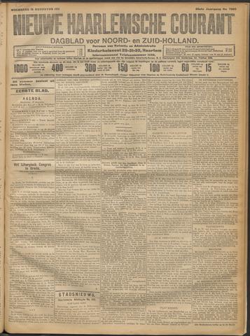 Nieuwe Haarlemsche Courant 1911-08-16