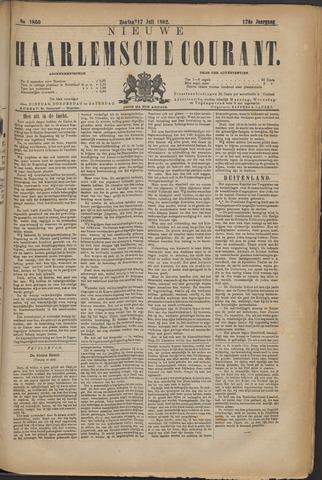 Nieuwe Haarlemsche Courant 1892-07-17