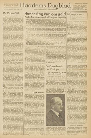 Haarlem's Dagblad 1945-09-13