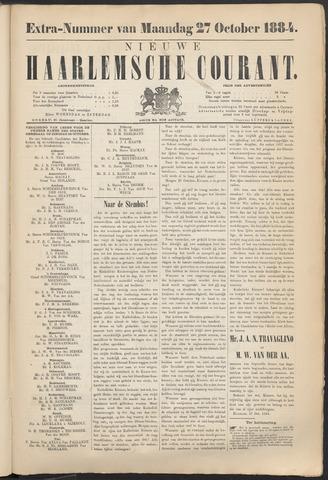 Nieuwe Haarlemsche Courant 1884-10-27