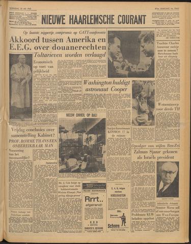 Nieuwe Haarlemsche Courant 1963-05-22