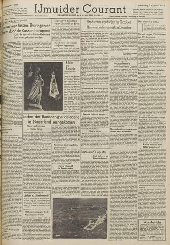 IJmuider Courant 1948-08-05