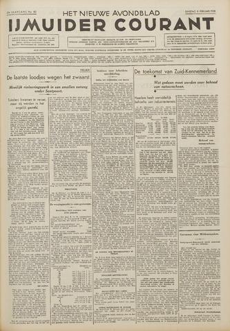IJmuider Courant 1938-02-08