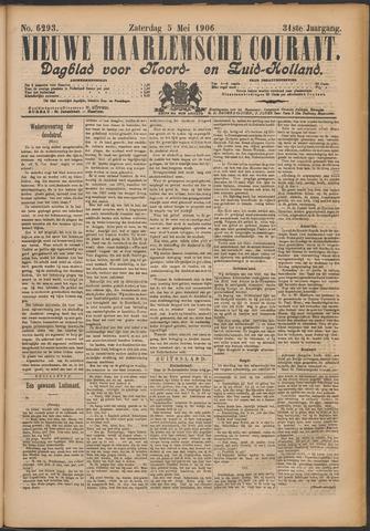 Nieuwe Haarlemsche Courant 1906-05-05