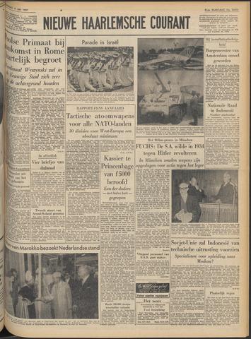 Nieuwe Haarlemsche Courant 1957-05-09