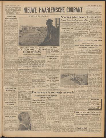 Nieuwe Haarlemsche Courant 1950-10-20