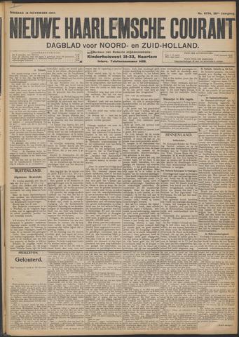 Nieuwe Haarlemsche Courant 1907-11-12