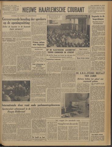 Nieuwe Haarlemsche Courant 1948-05-08