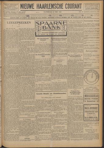 Nieuwe Haarlemsche Courant 1929-05-25