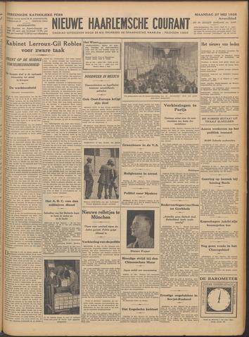 Nieuwe Haarlemsche Courant 1935-05-27