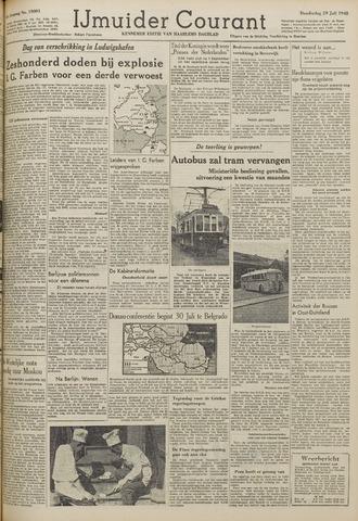 IJmuider Courant 1948-07-29