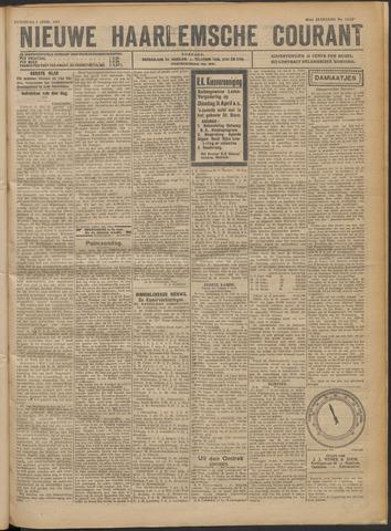 Nieuwe Haarlemsche Courant 1922-04-08