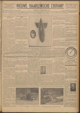 Nieuwe Haarlemsche Courant 1928-09-21
