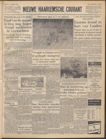 Nieuwe Haarlemsche Courant 1958-01-24