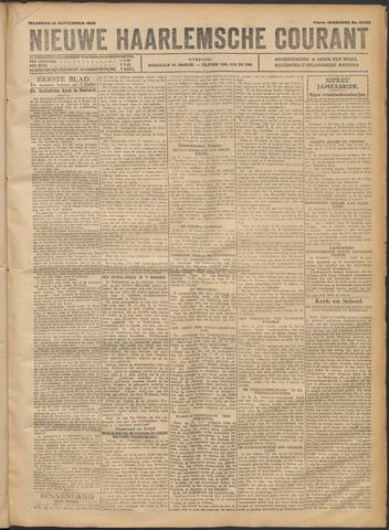 Nieuwe Haarlemsche Courant 1920-09-13